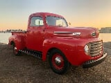 Photo 1948 Ford F-1 only 56897 mi Original