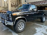 Photo 1984 Ford F250 Long Bed 4X4 Custom 460 4Speed