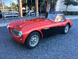 Photo 1961 Austin-Healey BT7