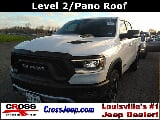 Photo 2019 RAM 1500 Rebel, Bright White Clearcoat in...