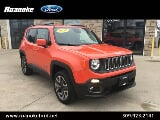 Photo 2018 Jeep Renegade Latitude, Omaha Orange in...
