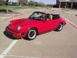 Photo 1988 Porsche 911 Carrera Cab
