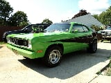 Photo 1972 Plymouth Duster 340 Beautiful Car
