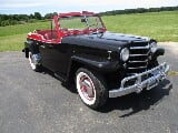 Photo 1950 Willys-Overland Jeepster