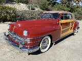 Photo 1948 Chrysler Town & Country