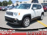 Photo Used 2016 Jeep Renegade Limited