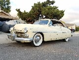 Photo 1950 Mercury 2 door convertible