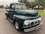 Photo 1952 Ford F1 Pickup V8 Barn Find Original Survivor