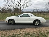 Photo 2002 Ford Thunderbird 02 ROADSTER