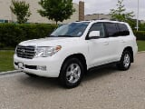 Photo 2010 Toyota Land Cruiser Full Options, Accident...