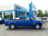 Photo Used 2013 Nissan Frontier SV
