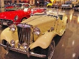 Photo 1953 MG TD Mark-II Roadster