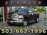 Photo 2016 RAM 3500 Laramie, Brilliant Black Crystal...