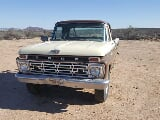 Photo 1965 Ford F250 Camper Special