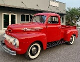 Photo 1952 ford f-100 not 1949 1950 1951 deluxe...