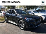 Photo 2019 BMW X1 Sports Activity Vehicle, Jet Black...