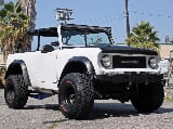 Photo 1963 International Harvester Scout 80 Trophy Truck