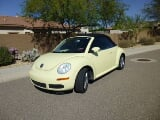 Photo 2006 vw beetle convertible auto clean
