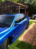 Photo Sonic Blue Volvo S60R Evolve Edition 59,000 miles