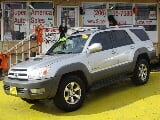 Photo 2003 Toyota 4Runner SR5, Silver in Greenwood,...
