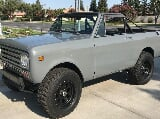 Photo 1971 International Harvester Scout