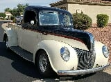 Photo 1940 Ford Pickup All Steel