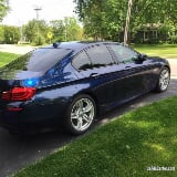 Photo 2013 BMW 5-Series 550I