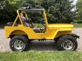Photo 1947 Willys Jeep CJ-2A