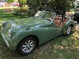Photo 1961 Triumph TR3 Roadster Restored