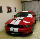 Photo 2008 Ford Mustang Shelby GT500