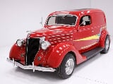 Photo 1936 Ford 68 old school cool