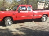 Photo 1993 Dodge Other Pickups Extended Cab LE