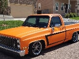 Photo 1987 Chevrolet C-10 350 TBI