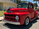 Photo 1951 Ford F-100 Custom Real Beauty