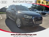 Photo 2018 Audi Q5 2.0T Premium Plus, Black in Coral...