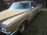 Photo 1969 Cadillac Coupe DeVille