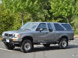 Photo 1993 Toyota Pickup Extra Cab 4WD V6 ONLY 60K...