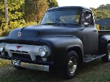 Photo 1955 Ford F100 Short Bed Step Side Truck
