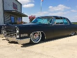 Photo 1966 Cadillac Coupe DeVille in Flat Black