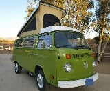 Photo 1979 Volkswagen Bus WESTFALIA CAMPER Limited...
