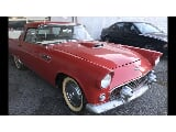 Photo 1956 Ford Thunderbird