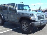 Photo 2015 Jeep Wrangler Unlimited 4X4 Rubicon 4DR SUV