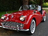 Photo 1959 Triumph TR3-A