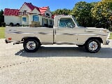 Photo 1968 Ford F-100 Ranger Shortbed Unrestored...