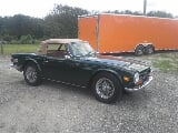 Photo 1972 Triumph TR6 barn find