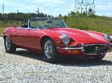 Photo 1972 Jaguar XKE Convertible