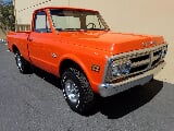 Photo 1972 Chevrolet Truck 4x4 Short Bed