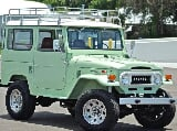 Photo 1980 Toyota Land Cruiser BJ40 Full Restoration...