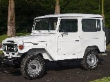 Photo 1973 Toyota Land Cruiser FJ40 Diesel