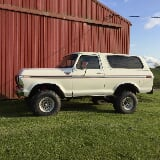 1979 Used Ford Bronco Cars